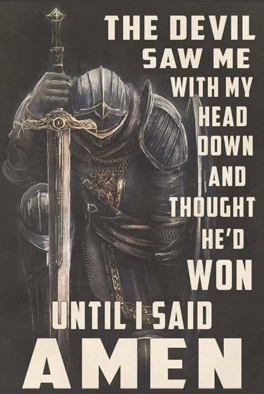 Knight Amen
