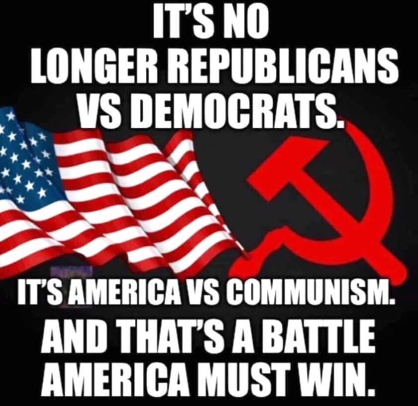 America vs Communism