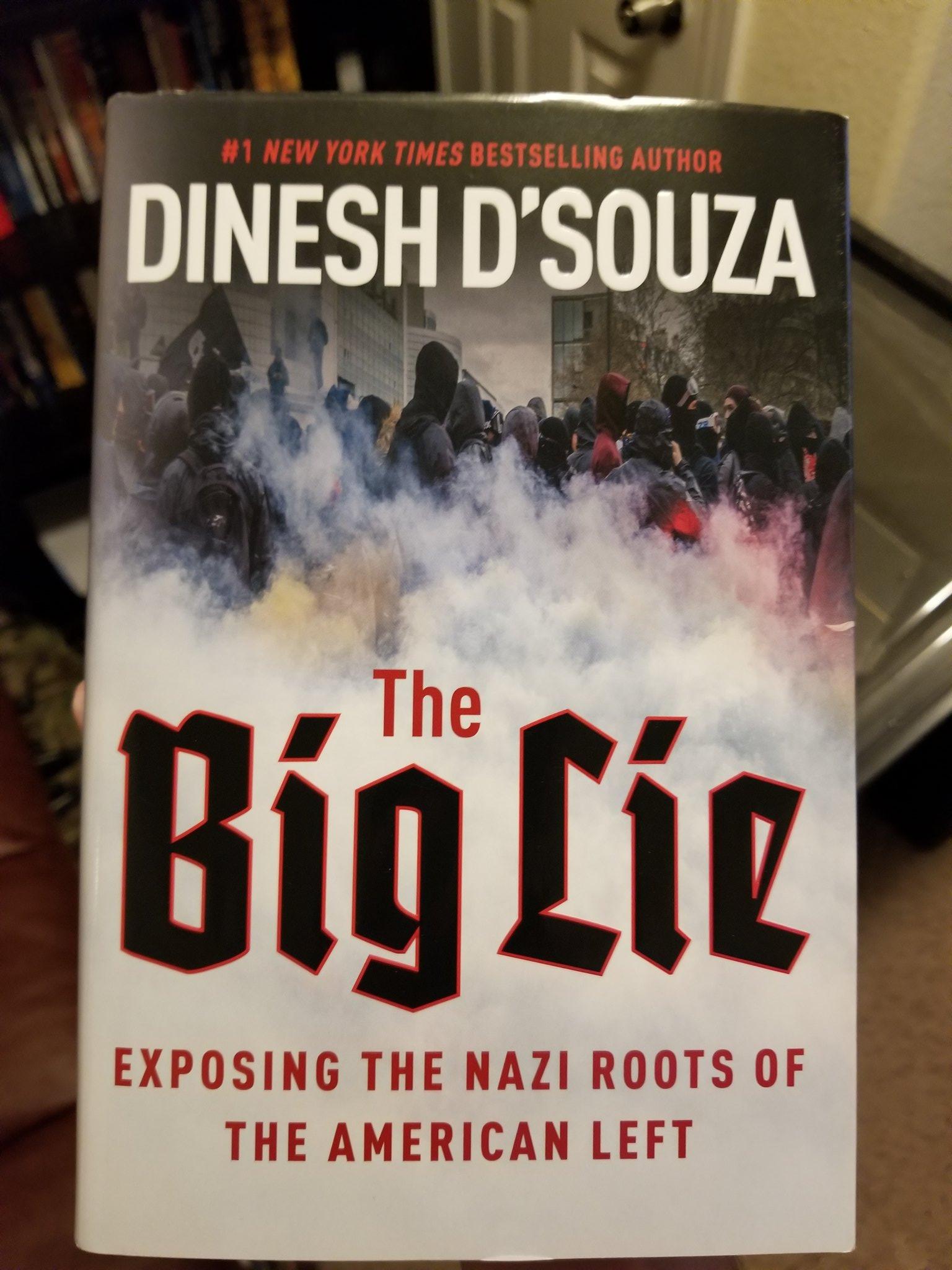 The Big Lie by D'Souza